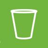 Poháriky a viečka na nápoje (80 °C PS)