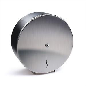 Nerezový zásobník toal. papiera JUMBO Ø 27,5 cm [1 ks]