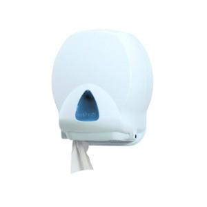 Zásobník INTRO toal. papiera JUMBO Ø 19 cm, biely [1 ks]