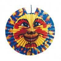 Lampión diskový SLNKO A HVIEZDY Ø 45 cm [1 ks]
