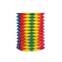 Lampión rozťahovací farebný 25 cm (Ø 15 cm) [1 ks]