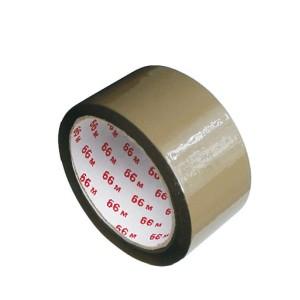 Lepiaca páska hnedá (Hot-Melt) 66 m x 48 mm [1 ks]