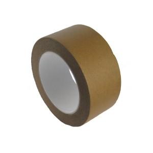 Lepiaca páska papierová, hnedá 50 m x 50 mm [1 ks]