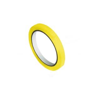 Lepiaca páska pre zatvárací strojček, žltá 66mx9mm [1 ks]