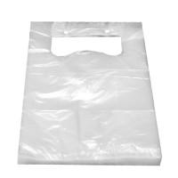 Tašky 5 kg HDPE transparentné (blokované) [100 ks]