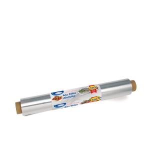 Alu fólia -extra silná- 45cmx150m, 17µm jednotl. balená [1 ks]