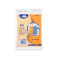 Chránič odevov 65 x 100 cm [5 ks]