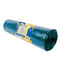 Vrecia na odpadky modré 70x110cm, 120 l,Typ 70 [25 ks]