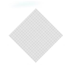 Papierový naperon 80 x 80 cm biely [250 ks]