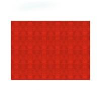Papierové prestieranie 30 x 40 cm červené [100 ks]