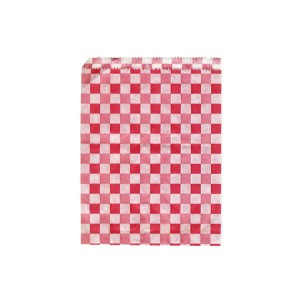 Papierové vrecká KARO 14 x 14 cm [500 ks]