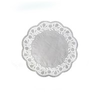Dekoračné krajky okrúhle Ø 20 cm [100 ks]