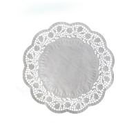 Dekoračné krajky okrúhle Ø 26 cm [100 ks]