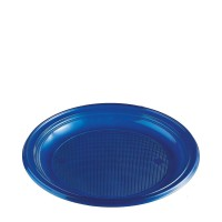 Tanier modrý (PS) Ø 22 cm [30 ks]
