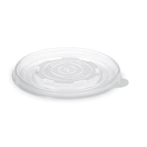 Viečko pre papierové misky Ø 115 mm (PP) [50 ks]