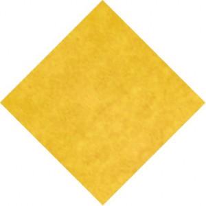 Naperon PREMIUM 80 x 80 cm žltý [20 ks]